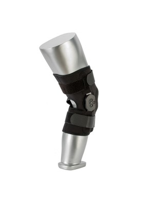 THE COMPLETE WRAP VISIHINGED KNEE BRACE™